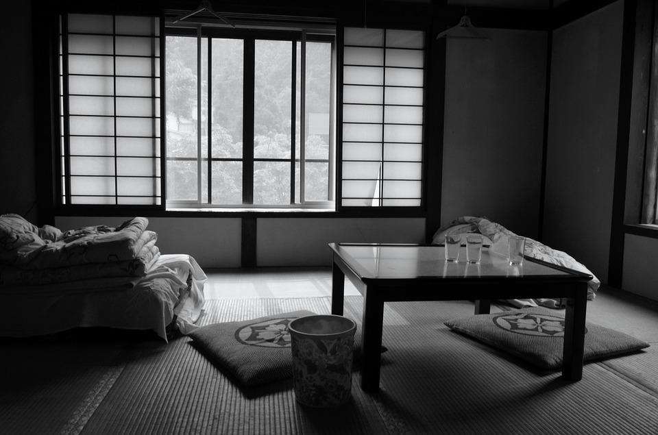 Materassi futon materassi per dormire sul pavimento for Pavimento giapponese