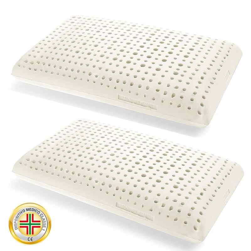 Meglio Cuscino In Lattice O Memory Foam.Guanciali E Cuscini In Lattice Guida Materassi